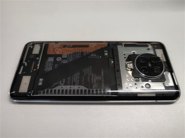小米营销经理晒出透明探索版Redmi K30 Pro:真机感受下