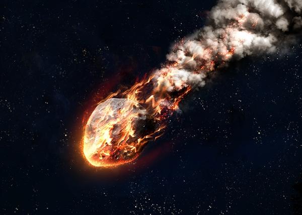 土耳其巨型陨石坠落:空中直接爆炸 现场视频曝光
