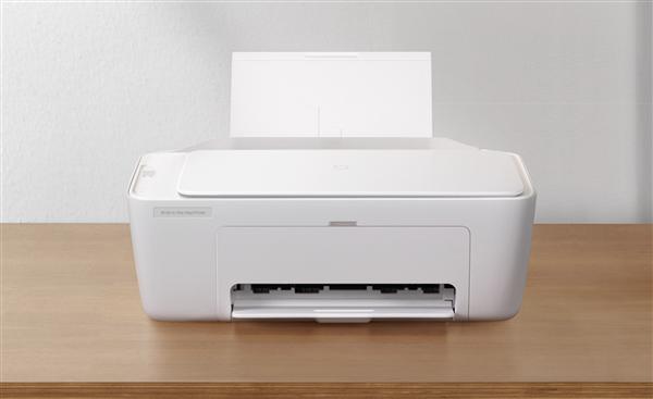 幼米米家喷墨打印一体机上架:499元 打印复印扫描三相符一