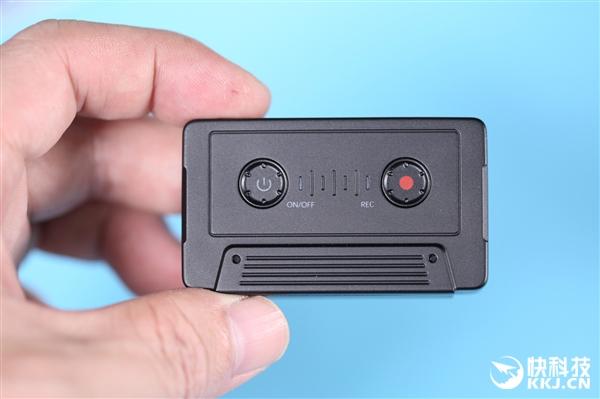 90年代复古磁带造型 科大讯飞录音笔A1图赏:有内味儿了