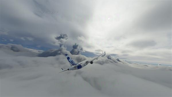 《微柔模拟飞走》下周要上线测试版:新截图表现照片级特效