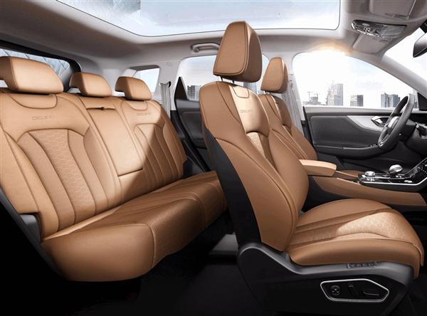 凯迪拉克设计师操刀!北汽崭新SUV X7曝光:10万首售