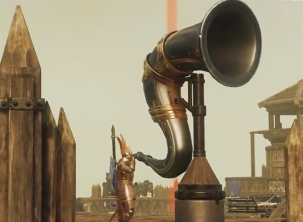 亚马逊MMORPG通走《新世界》将上市!宣传片曝光:场面波动