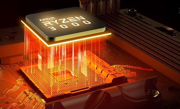 12核心飙到4.7GHz!AMD正式发布鸡血版锐龙3000XT
