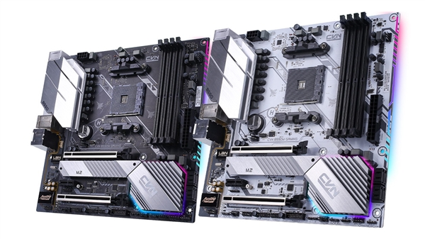 七彩虹B550主板双发:10相供电、价格低至859元