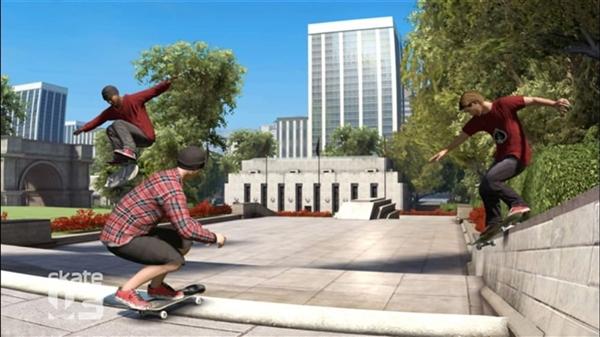 时隔10年:EA宣布经典体育游玩《滑板》正宗续作