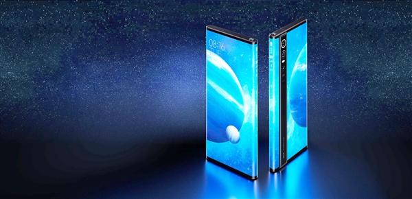 屏占比超100%!维信诺推出环绕屏2.0:升迁量产能力