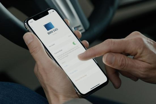 苹果IOS 14发布数字汽车钥匙CarKey:宝马始批搭载 可长途分享驾车