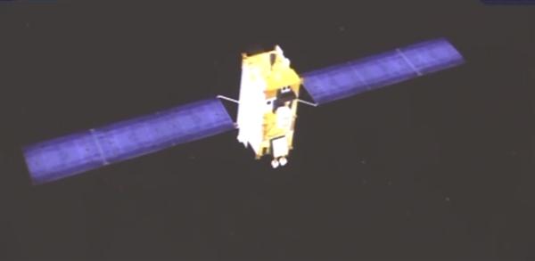 """望!北斗三号末了一颗组网卫星在太空睁开""""翅膀"""" 画面燃了"""