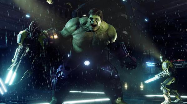 《漫威复怨者联盟》将登陆PS5/XSX平台 PS4可免费升级