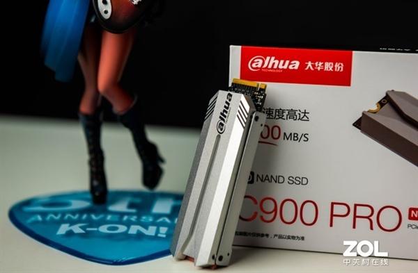 国产存储正那时 大华C900 PRO固态硬盘上手