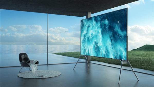 Redmi激活巨屏市场 卢伟冰:以前一个月98寸电视销量不到100台