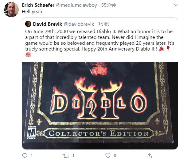 暴雪炒冷饭最后的王牌 《暗黑破坏神2》问世20周年
