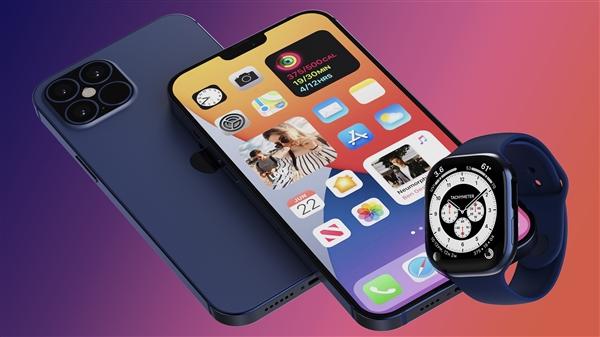 iOS 14曝光iPhone 12配置细节:120Hz屏、声援4K 120FPS视频录制