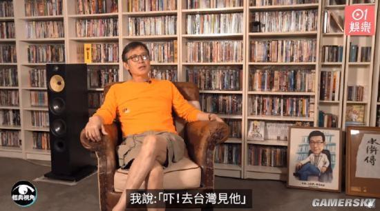刘伟强回忆第一次见周杰伦:没有驾照手动漂移