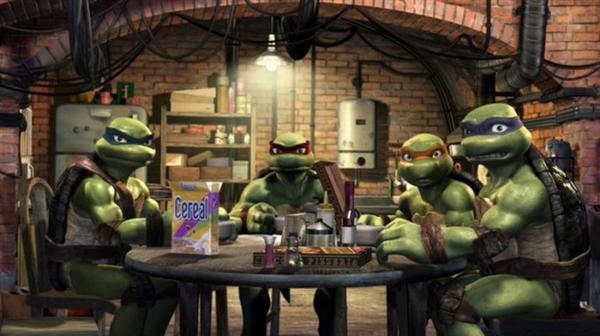 《忍者神龟》将重返大银幕!CG动画电影宣布开拍:风格大变