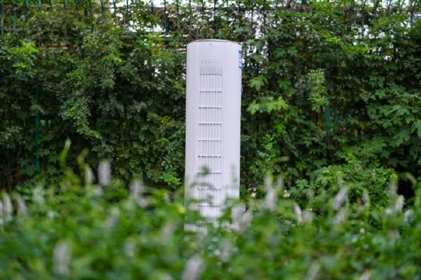 幼米新1级立式空调重回始发价:3匹到手5999元