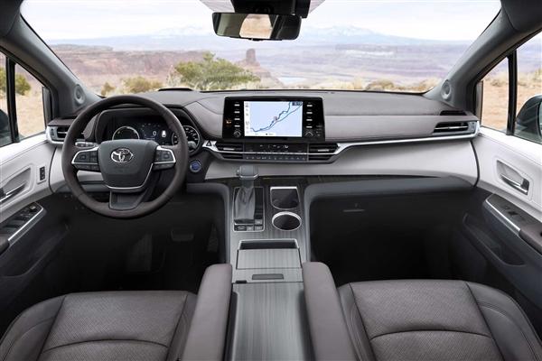 一汽丰田始款MPV国产确认!别克GL8同级 全系混行