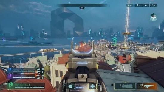 育碧百人巷战免费游玩《超猎都市》PC配置公布 抢先演示曝光
