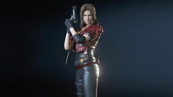 《生化危险3:重制版》喜欢丽丝MOD 女神换装清洁爽利