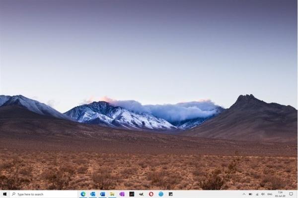 微柔改进Windows 10义务栏:用户期待能做到全透明