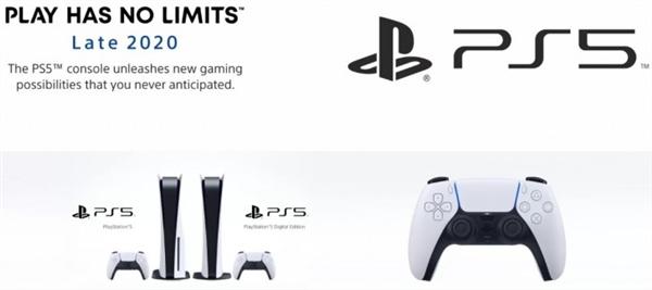 索尼PS5发售时间确认:游玩阵容兴旺