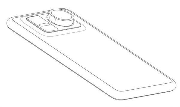 """匹敌单逆?华为手机新专利曝光:相机装上""""单逆镜头"""""""