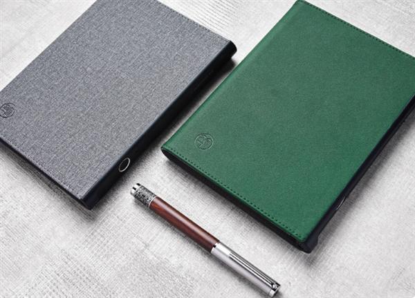 年轻人第一本带指纹解锁的日记本上架:299元