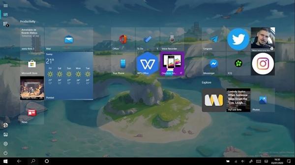 新版Windows 10体验:新最先菜单互助重绘图标让体系焕然一新