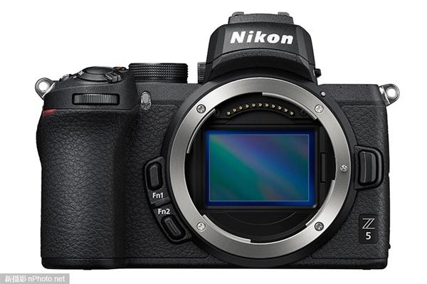 尼康Z5全画幅无逆曝光:本月发布、套机约9800元