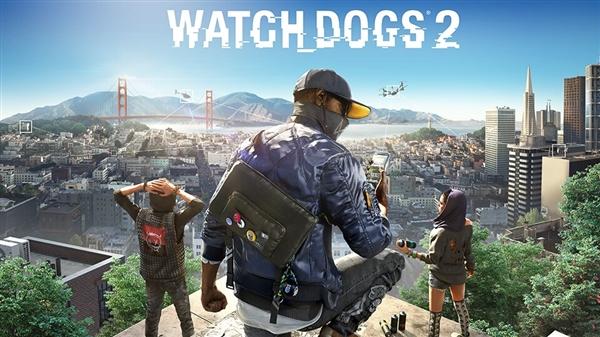 育碧Forward运动官宣:《望门狗2》下周开启免费送