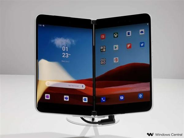 微柔魔改Android:专为Surface Duo量身定制