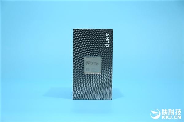 12中央24线程 3899元AMD锐龙9 3900XT开箱图赏