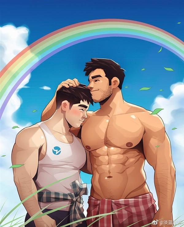 中国最大的同性交友柔件公司蓝城兄弟在美上市:开盘暴涨、三度熔断