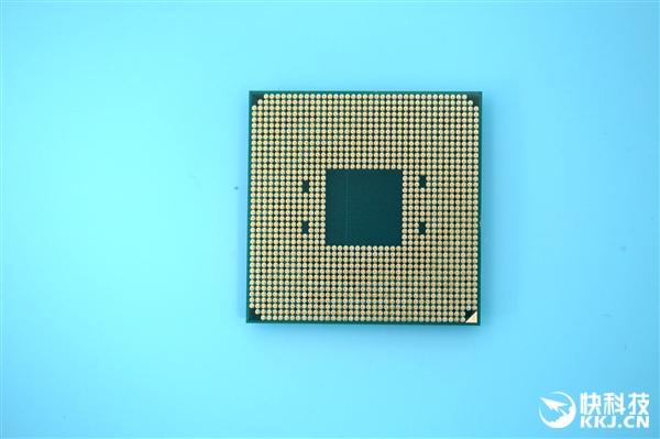 4.5GHz随便超 速度升6倍 锐龙5 3600XT开箱图赏