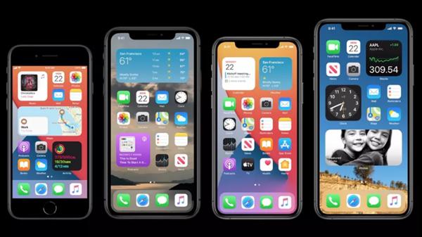 苹果发布iOS 14公测版:你也能体验新体系了!