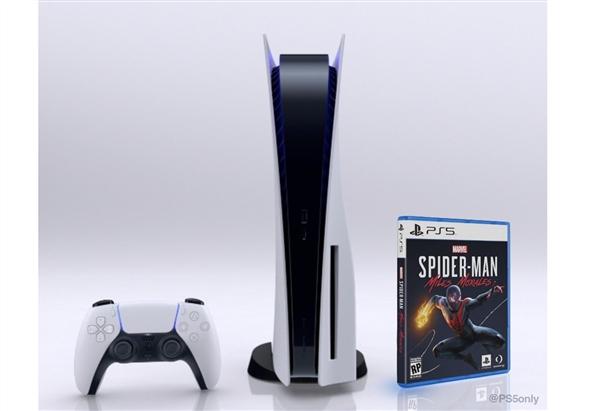 "PS5始款实体游玩公布:""信念""蓝盒子"