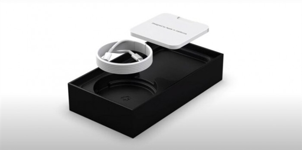 苹果iPhone 12包装盒概念图曝光 异国充电头和耳机体积骤减
