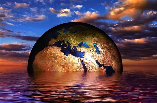 二氧化碳程度将达到330万年来最高值:海平面大幅上升