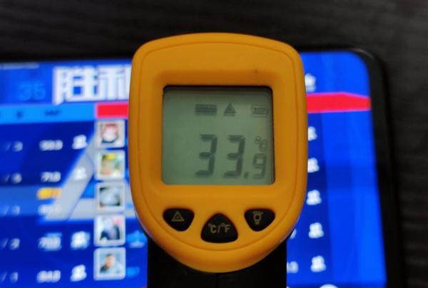 """7寸大块头的""""肚量"""" 荣耀X10 Max散热实测:清冷一夏"""