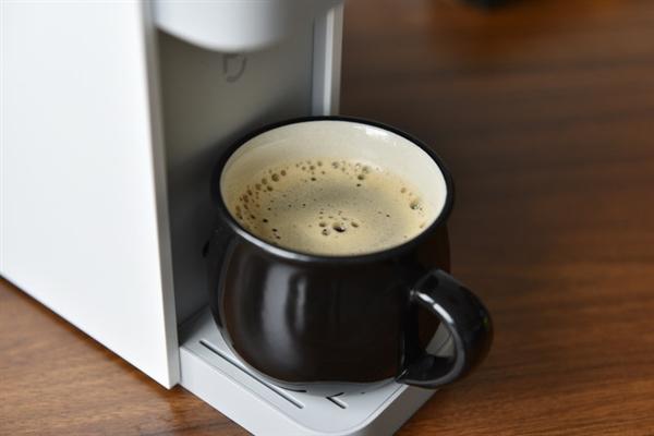 一个属于你的幼我咖啡馆 米家胶囊咖啡机