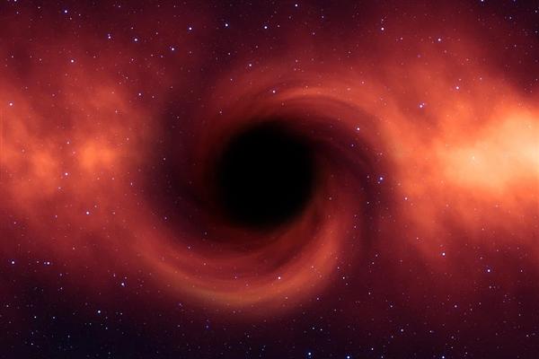 第九大走星面现在被解开?能够是一个葡萄柚大幼的黑洞