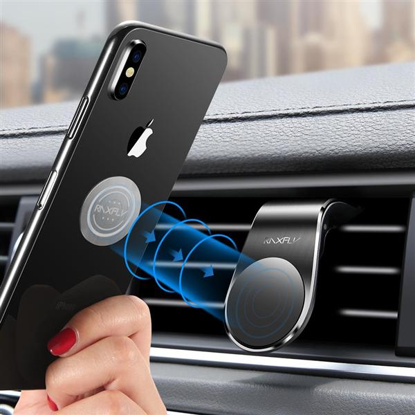 苹果为造车尽心尽力!车载手机支架专利曝光:性能体验无敌手