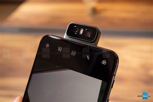 无刘海周详屏 翻转镜头 华硕ZenFone 7/7 Pro首曝