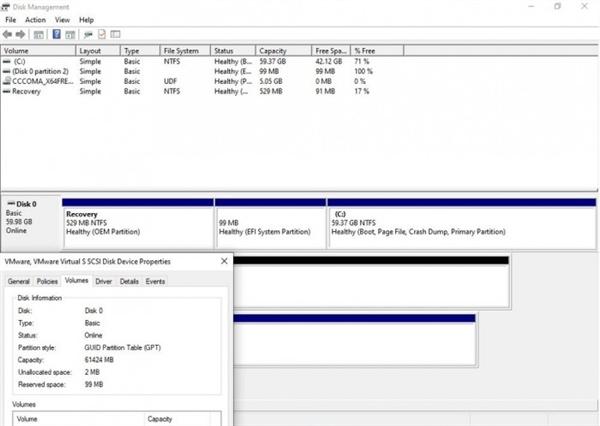 微柔终于改进:Windows 10 5月更新开起正确安放恢复分区