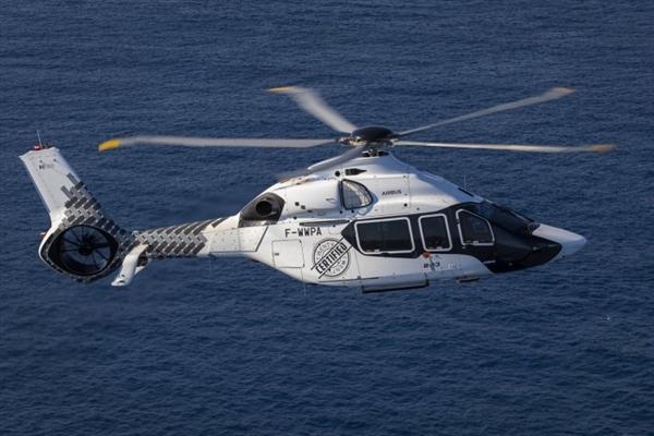 空客双发旋翼H160直升机将投入市场:众项军用原料下放 坦然性更高
