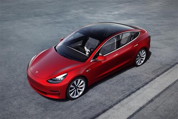 传宁德时代本月首为特斯拉挑供电池:国产Model 3或售价消极