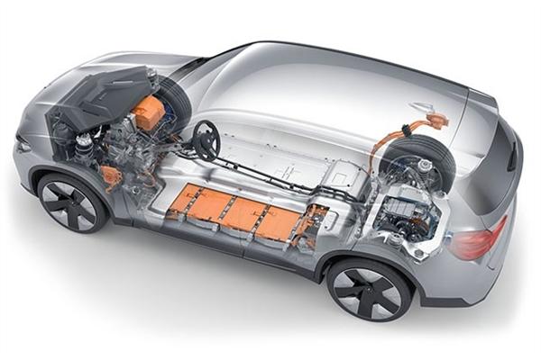 宝马iX3全球始发亮相:电池容量超Model3 续航破500公里