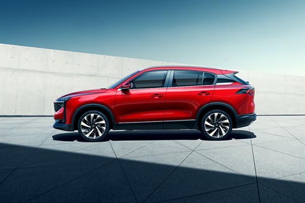 国产首款正向研发高端品牌!全新SUV观致7官图发布 动力起步就超200马力