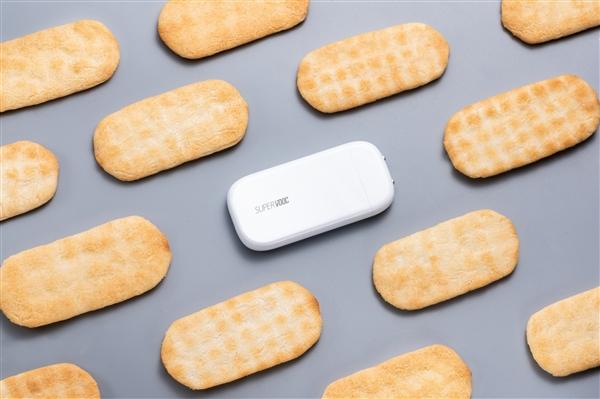 跟仙贝相通大!OPPO发布50W超闪饼干充电器 兼容PD快充制定